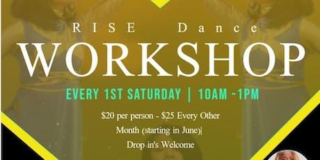 RISE Dance Ministries Workshop  tickets
