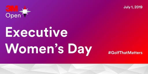 3M Open Executive Women's Day