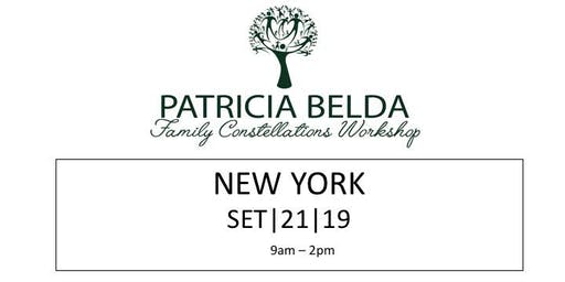 NEW YORK FAMILY CONSTELLATIONS BY PATRICIA BELDA