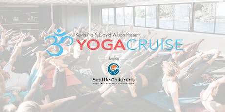 YOGACRUISE 2019 benefiting Seattle Children's tickets
