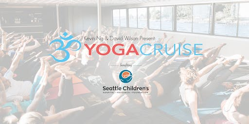YOGACRUISE 2019 benefiting Seattle Children's