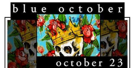 Blue October tickets