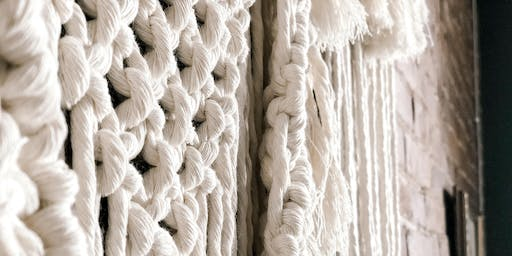 Basic Macrame 101 - Weekend Edition!