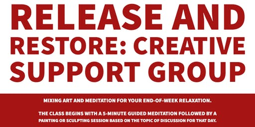 Release and Restore Creative Support Group Class