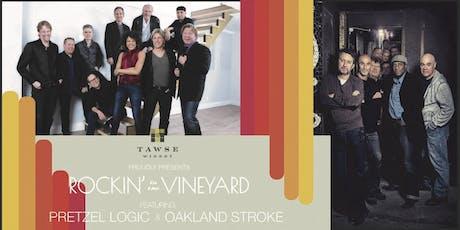 Rocking in the Vineyard Concert tickets