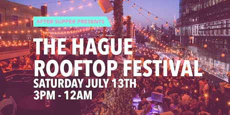 The Hague Rooftop Festival tickets