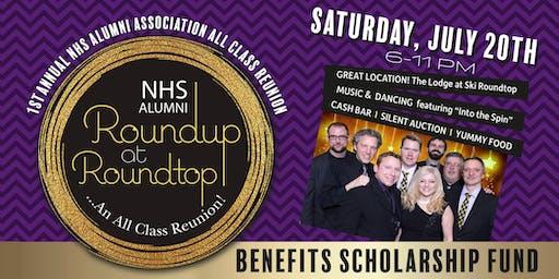 The NHS Alumni Roundup at Roundtop