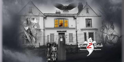 Wymering Manor Ghost Hunt - SOLD OUT!