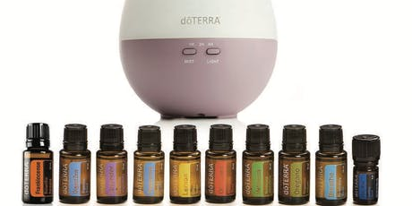 Introduction to The Basic Essential / doTERRA Oils  tickets