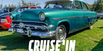 Asheville Outlets Presents Monthly Cruise 'In Car Show