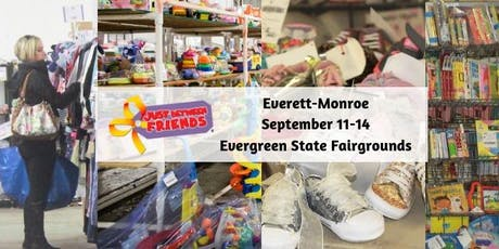 Just Between Friends Everett-Monroe Consignment Event Tickets, Fall 2019  tickets
