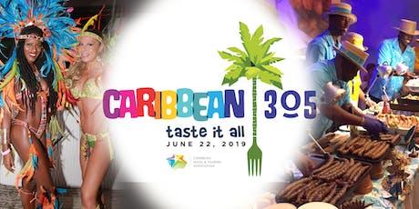 Caribbean305 tickets