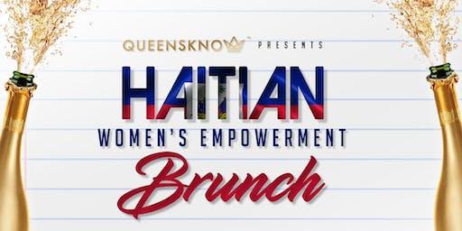 Haitian Women's Empowerment Brunch