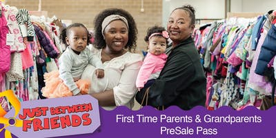 JBF The Woodlands & Conroe Fall into Savings  2019 First Time Parents & Grandparents