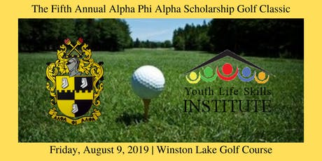 The Fifth Annual Alpha Phi Alpha Scholarship Golf Classic tickets
