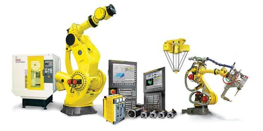 Programmable Logic Controller (PLC) and Robotics Technician Info Session Cohort #6