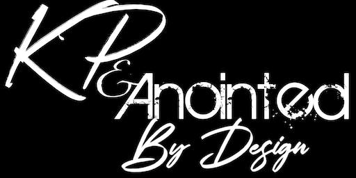 Anointed by Design Anniversary: Blueprint Year