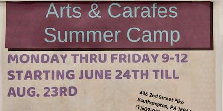Week 8 of Summer Camp - Mystical Adventure tickets