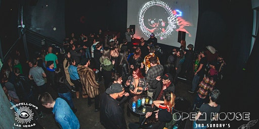 OPEN HOUSE NIGHTLIFE (HOUSE MUSIC EVENT)