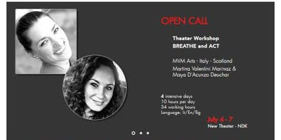 Boxing - Yoga - Acting | Summer International Theater Workshop
