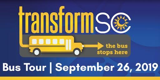 TransformSC Midlands Bus Tour