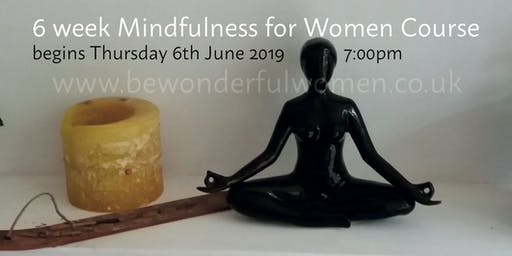 6 Week Mindfulness for Women
