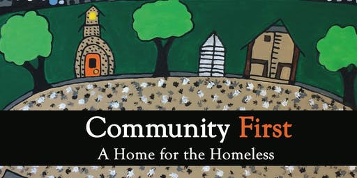 Community First, A Home For The Homeless (2019) - Public Premiere + Q&A