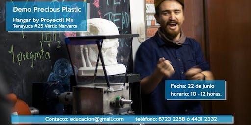 Demo Precious Plastic