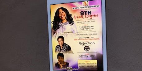 Women's Prayer Congress 2019 tickets