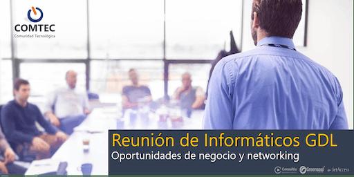 Reunión de Informáticos GDL - Octubre