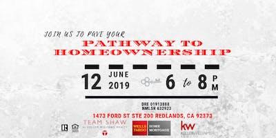 Pathway to Homeownership Workshop