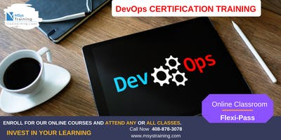 DevOps Certification Training in San Luis Potosi, S.L.P
