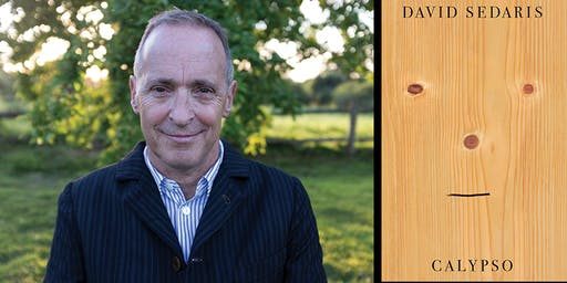 David Sedaris | Calypso | Reading portion SOLD OUT