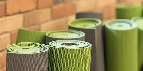 Gentle Yoga 9:15 am  tickets