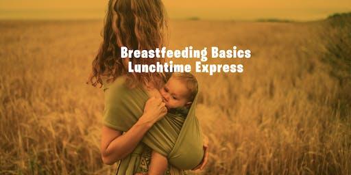 Breastfeeding Basics Luchtime Express