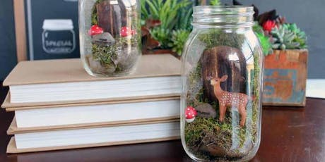 Adults Build Terrariums tickets