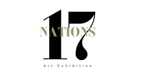 17 Nations Art Exhibition tickets