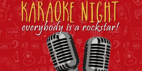 Karaoke with Steve & Christian at Hide-Out Bistro in the Ramada Hotel tickets