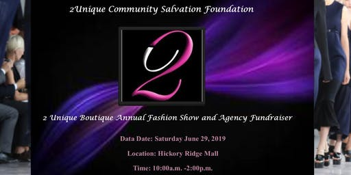 2Unique Closet Boutique Annual Fashion