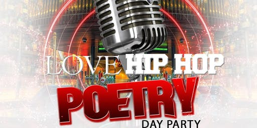 Love Hip Hop & Poetry Day Party
