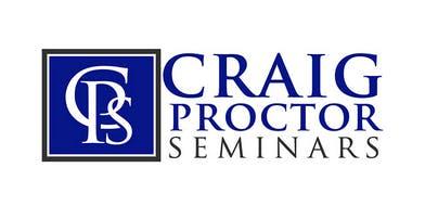 Craig Proctor Seminar - Phoenix