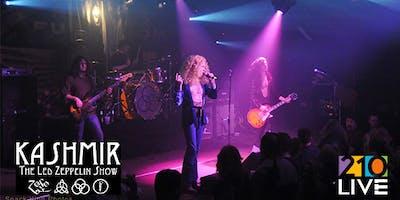 Kashmir Led Zeppelin Tribute at 210 Live