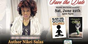 An Enchanting Afternoon w/Author Nikei Salas @Detroit...