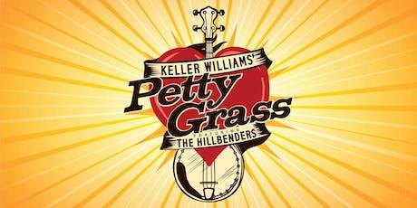 Keller Williams' PettyGrass ft. The Hillbenders tickets