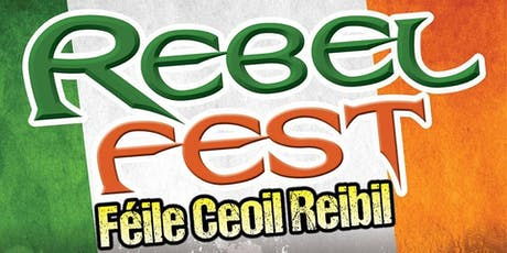 ACE presents Rebel Fest Gaoth Dobhair 2020 tickets