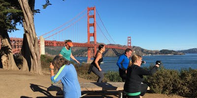 Scenic Fit – Crissy Field Workout