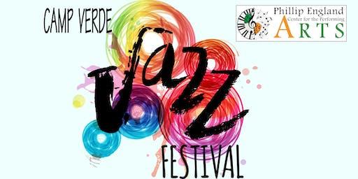 Camp Verde Jazz Festival Dom Moio Quintet