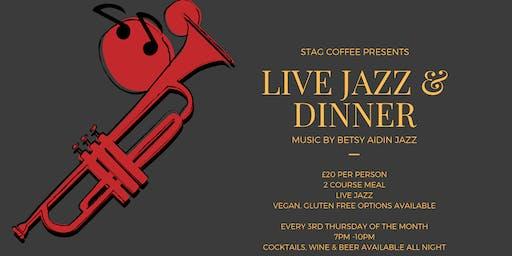 Live Jazz & Dinner @ Stag