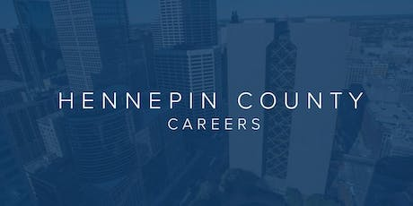 Hennepin County Employment Information Session  tickets