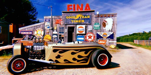 Rockabilly Weekend --- The Biggest Little Antique Car Show In The World!!!